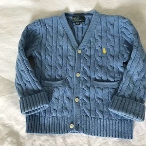 Polo by Ralph Lauren boys cardigan